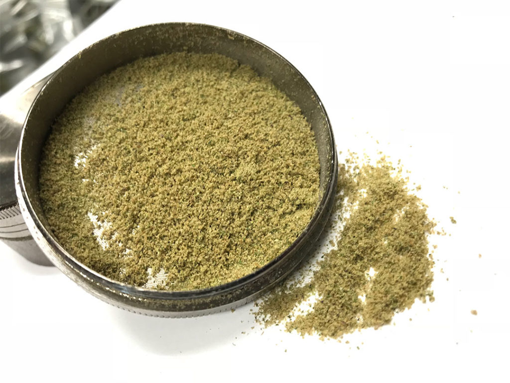 Is It Possible To Snort Kief What Do Experts Recommend